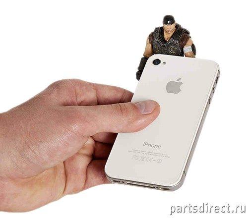 Как заменить аккумулятор на iPhone 4S? - фото 3