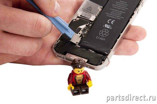 Как заменить аккумулятор на iPhone 4S? - фото 7