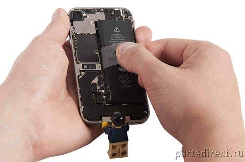 Как заменить аккумулятор на iPhone 4S? - фото 12