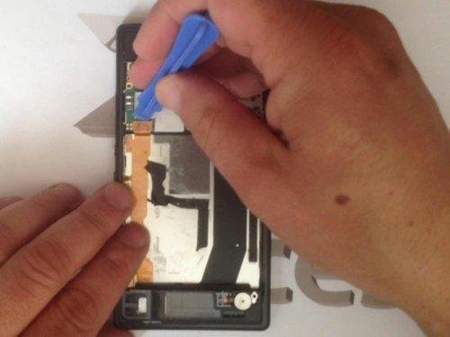 Как заменить дисплей на Sony Xperia Z? - фото 8