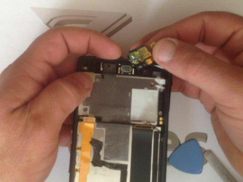 Как заменить дисплей на Sony Xperia Z? - фото 14